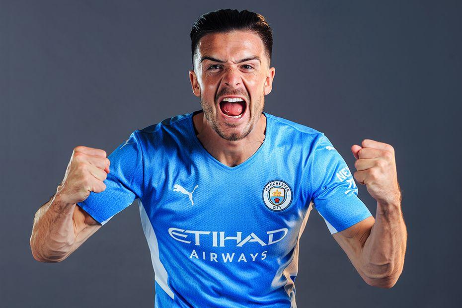 Jack Grealish joins Man City