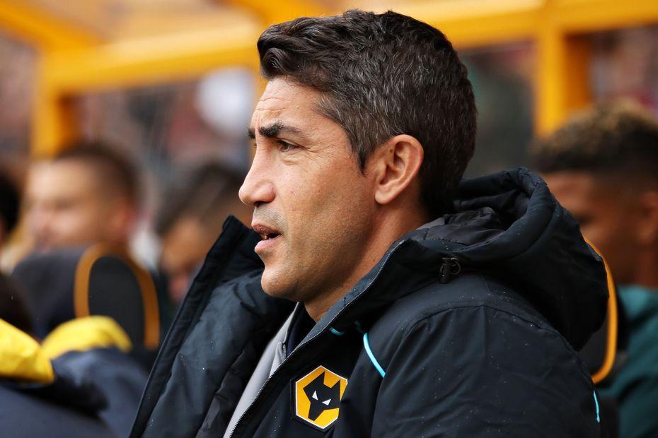 Bruno Lage, Wolves