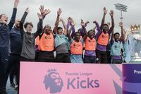 Season Launch: Premier League investing in communities