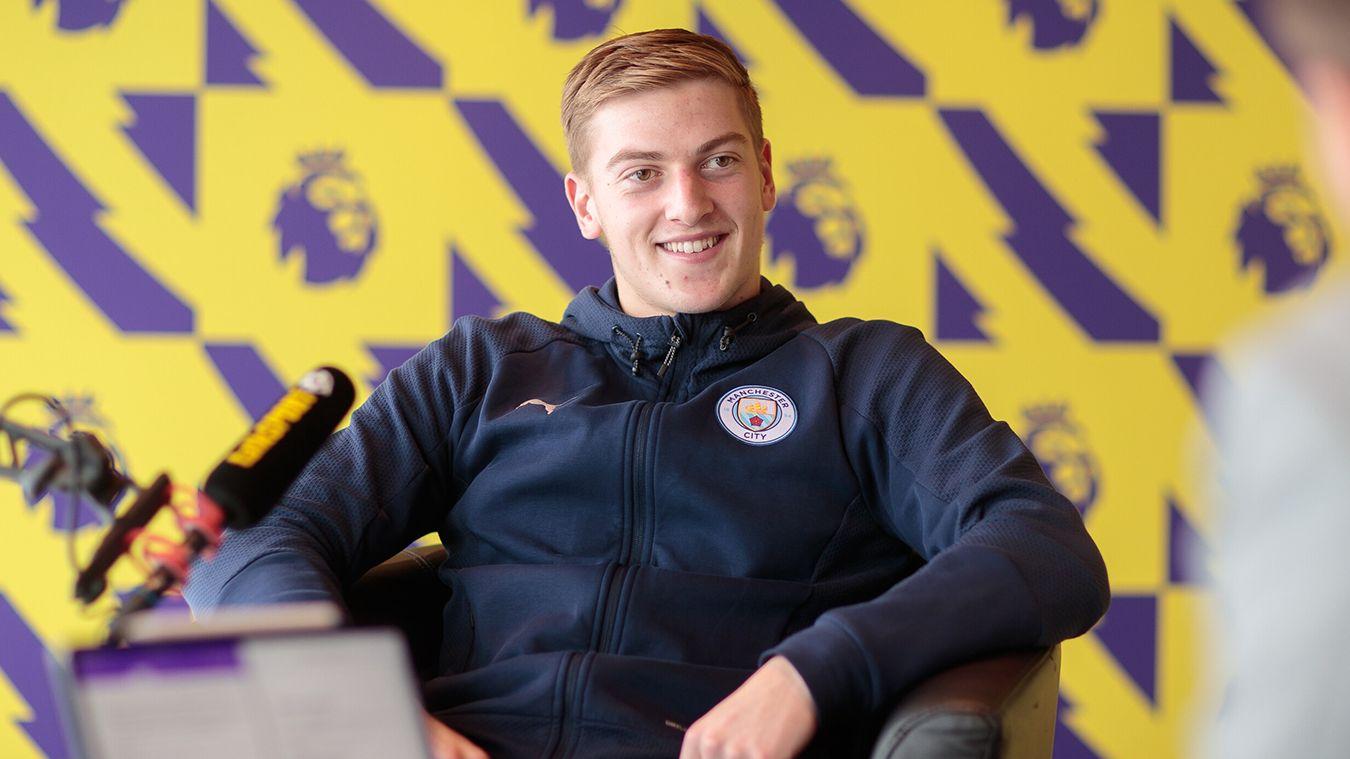 Liam Delap, Manchester City