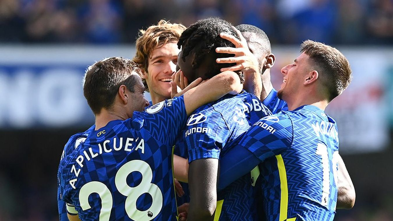 Chelsea 3-0 Crystal Palace