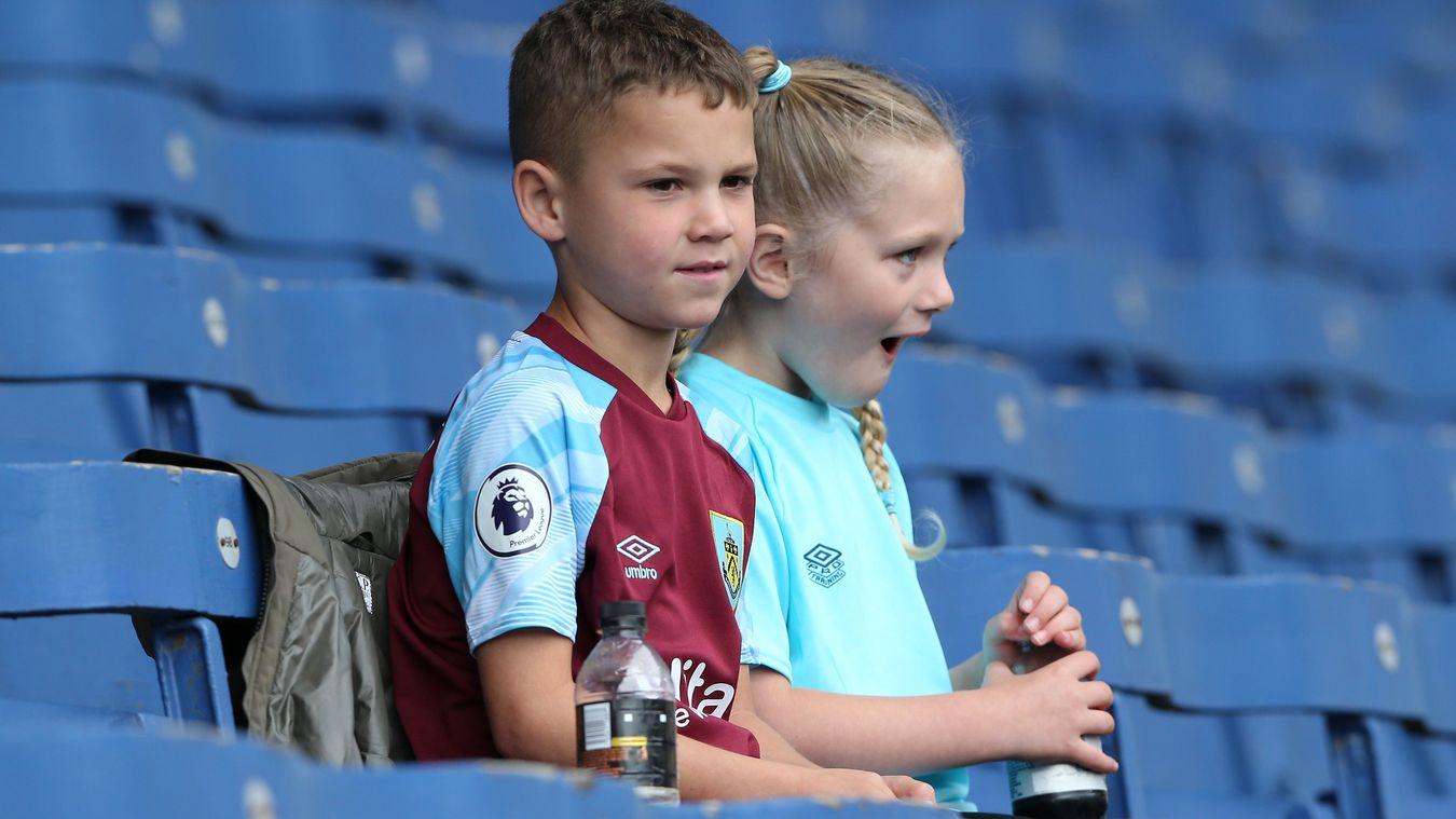 Burnley v Brighton & Hove Albion