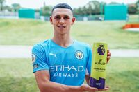 How Foden won Hublot Young Player of the Season