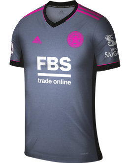 Leicester third shirt, 2021/22