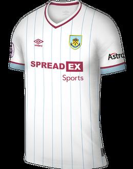 Burnley away shirt, 2021/22