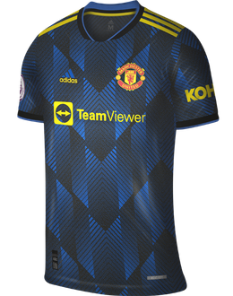 Man Utd third shirt, 2021/22