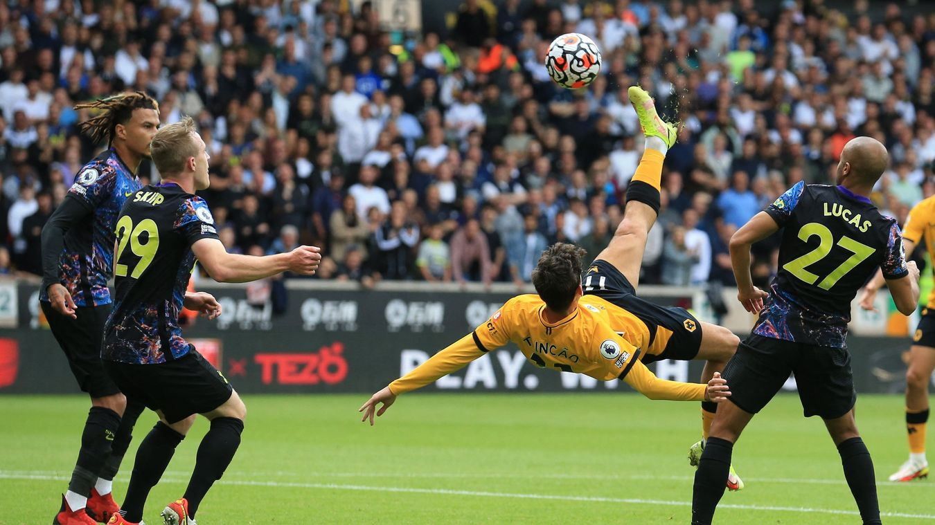 Wolverhampton Wanderers 0-1 Tottenham Hotspur