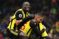 On this day - 26 Aug 2018: Watford 2-1 Crystal Palace