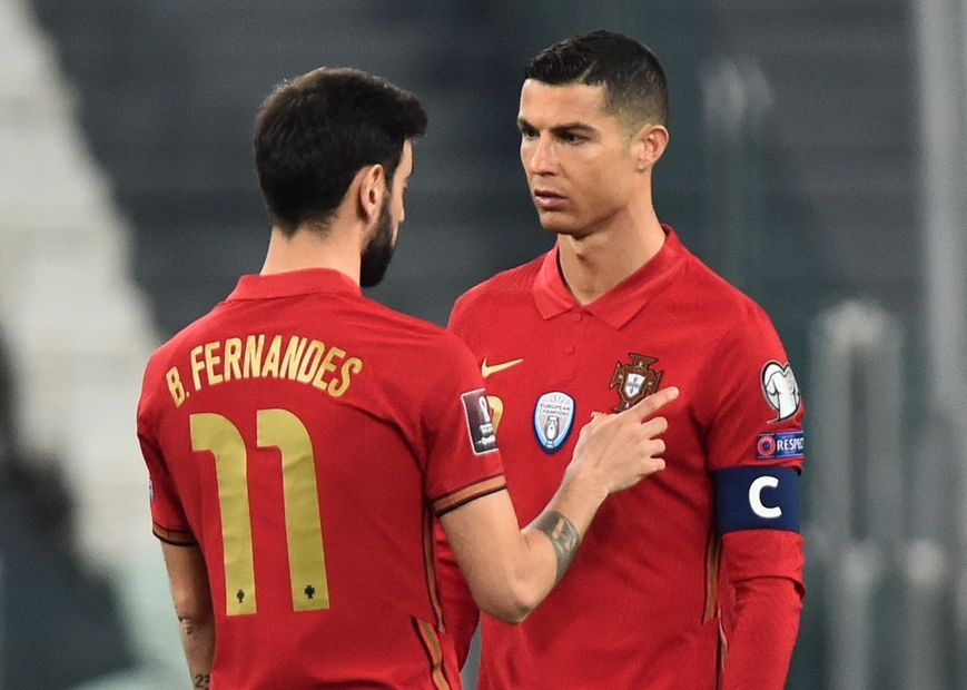 Ronaldo and Bruno