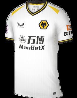 Wolves third shirt, 2021/22