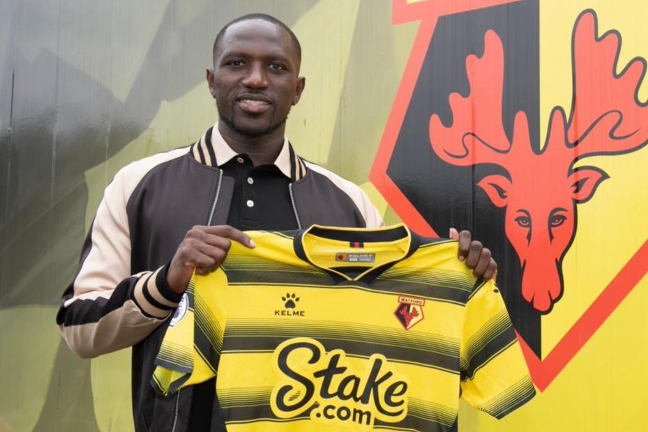 Moussa Sissoko, Watford