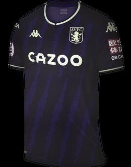 Aston Villa third shirt, 2021/22