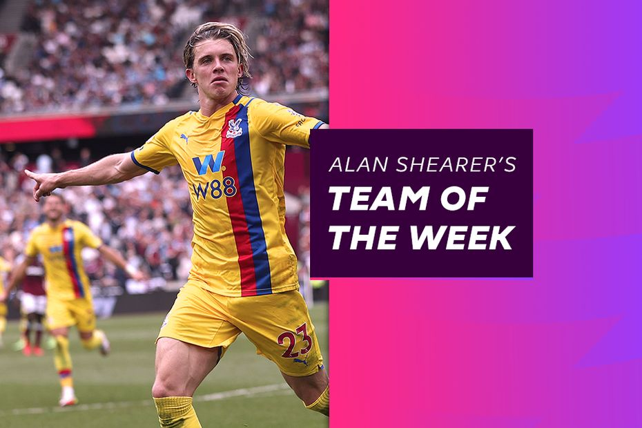 Conor Gallagher, Shearer's MW3 Team of the Week