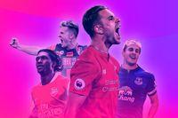 Best Premier League goals scored in September