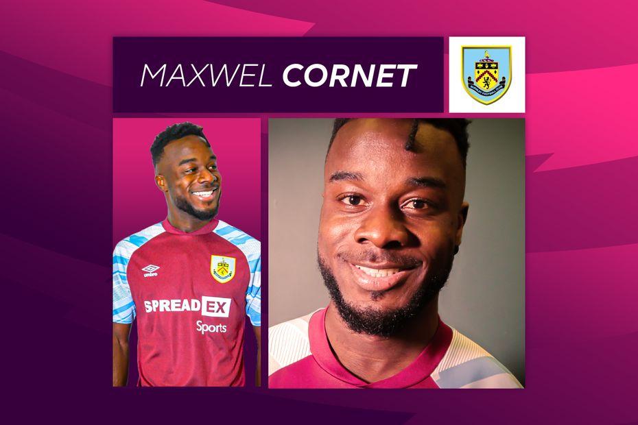 Maxwel Cornet, Burnley