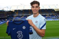 On this day - 4 Sep 2020: Havertz signs for Chelsea