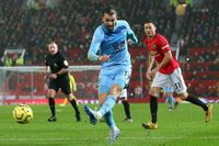 Goal of the day: Rodriguez hits stunner at Man Utd