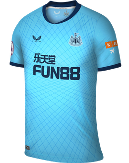 Newcastle third shirt, 2021/22