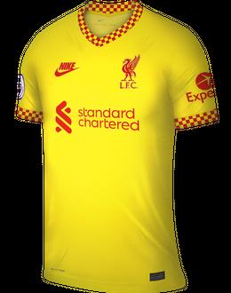 Liverpool third shirt, 2021/22