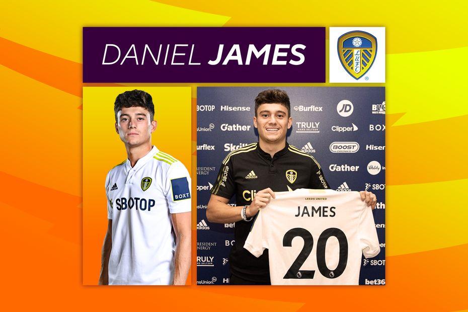 Daniel James, Leeds