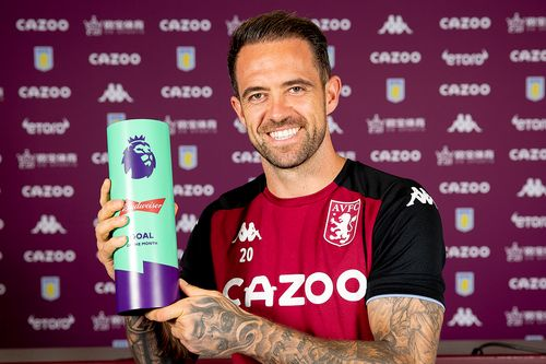 Ings: Budweiser Goal of the Month one of my very best