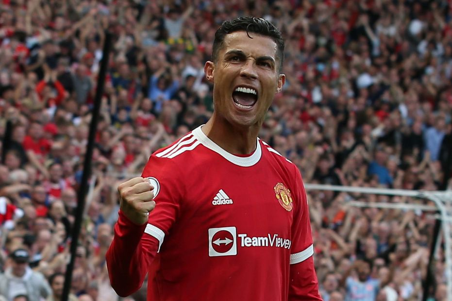 Ronaldo, Man Utd