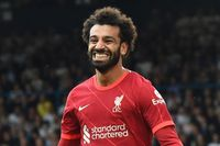 Salah the fifth-quickest to score 100 PL goals