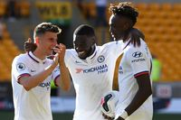 On this day - 14 Sep 2019: Wolves 2-5 Chelsea