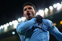 Goal of the day: Aguero's thunderous derby strike