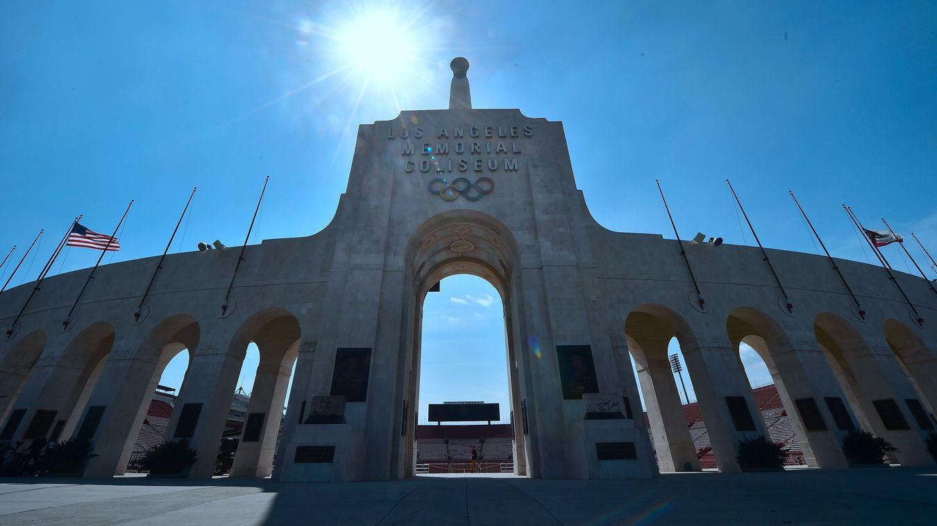 LA Coliseum general image