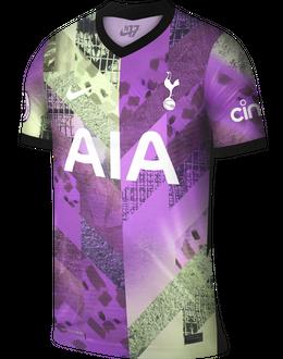 Spurs third shirt, 2021/22