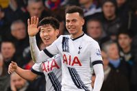 Goal of the day: Dele's flick and volley