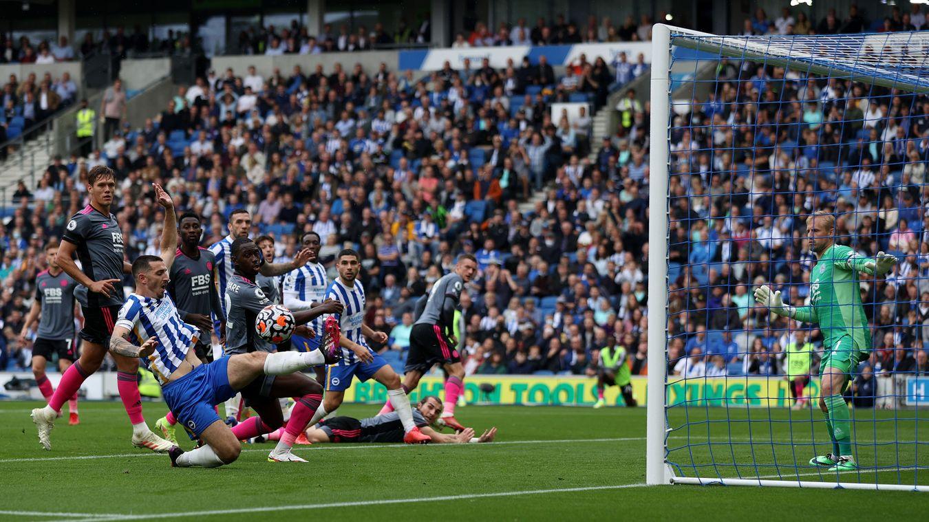 Brighton & Hove Albion 2-1 Leicester City