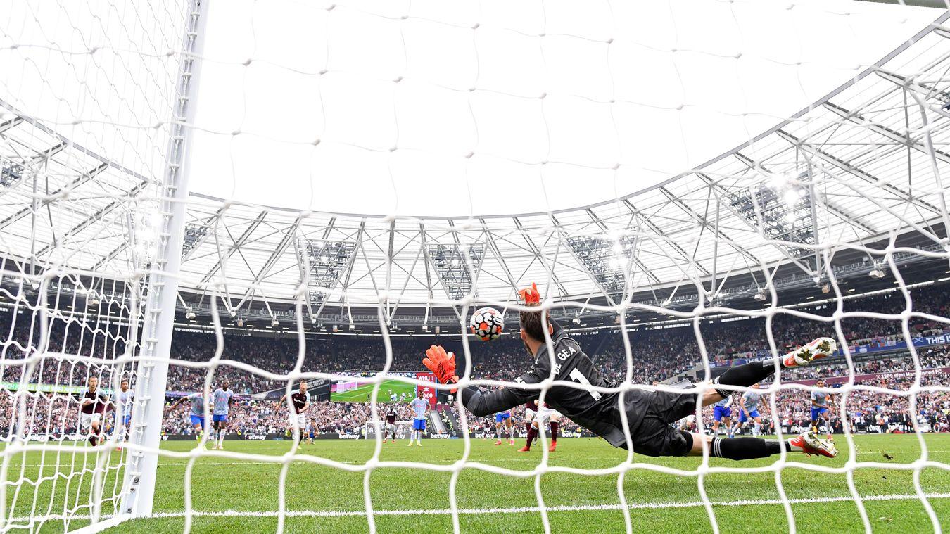 West Ham United 1-2 Manchester United