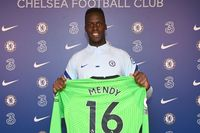 On this day last year: Mendy moves to Chelsea