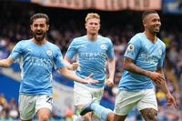 Wright-Phillips: Man City made a massive statement with win