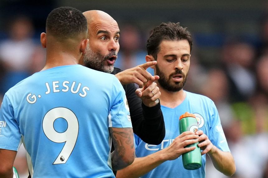 Pep's system is working beautifully