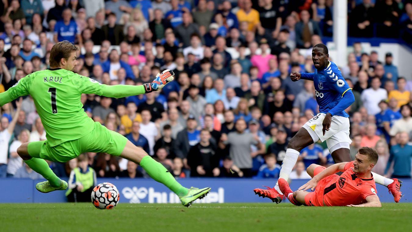 Everton 2-0 Norwich City