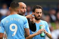 Hargreaves: Pep's system is working beautifully