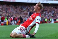 Wright: Smith Rowe's derby goal is a dream come true