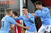 Classic match: Foden stars as Man City beat Liverpool
