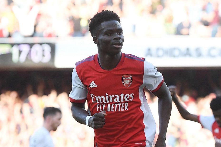 Bukayo Saka, Arsenal