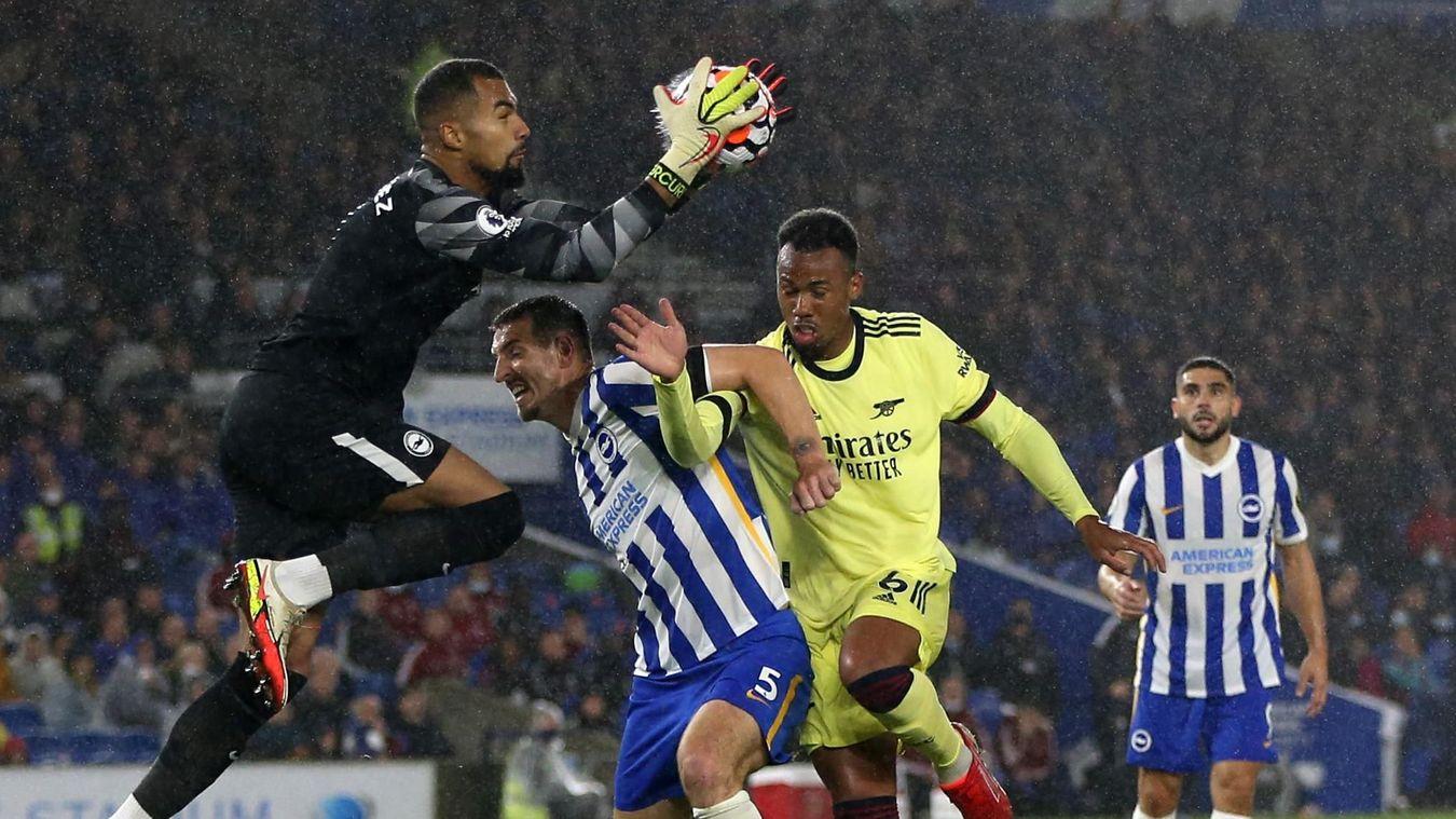 Brighton 0-0 Arsenal