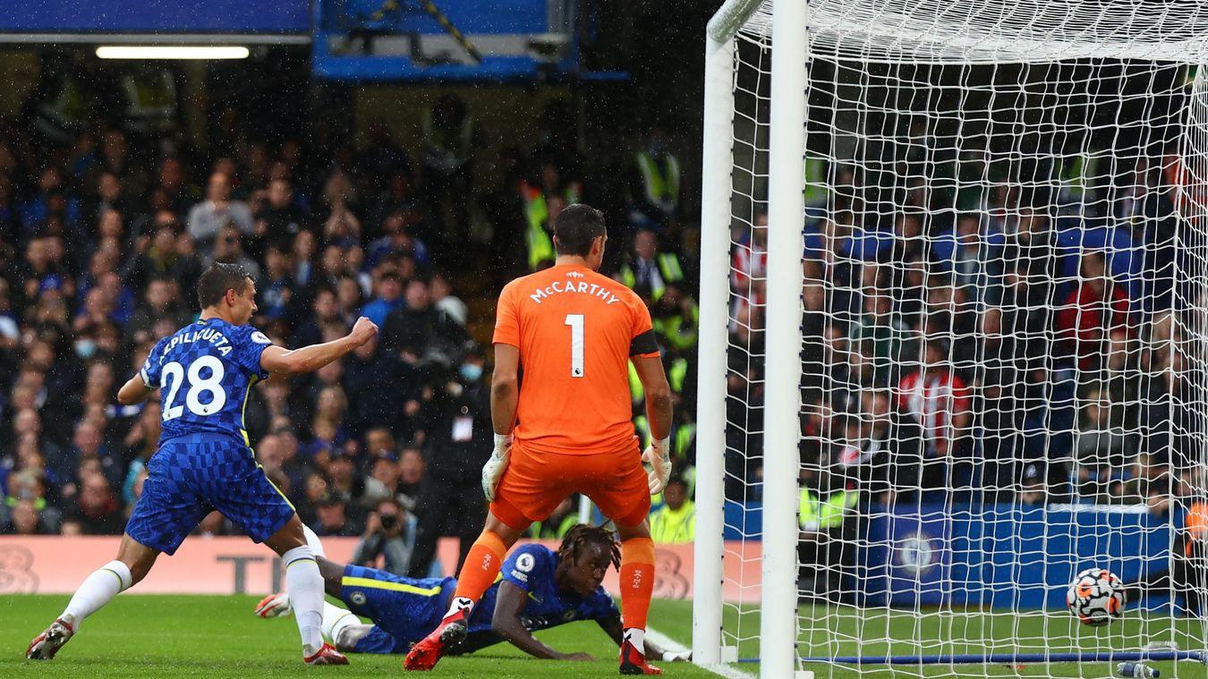 Chelsea 3-1 Southampton