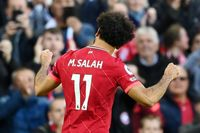 'Salah one of best two players in the world'