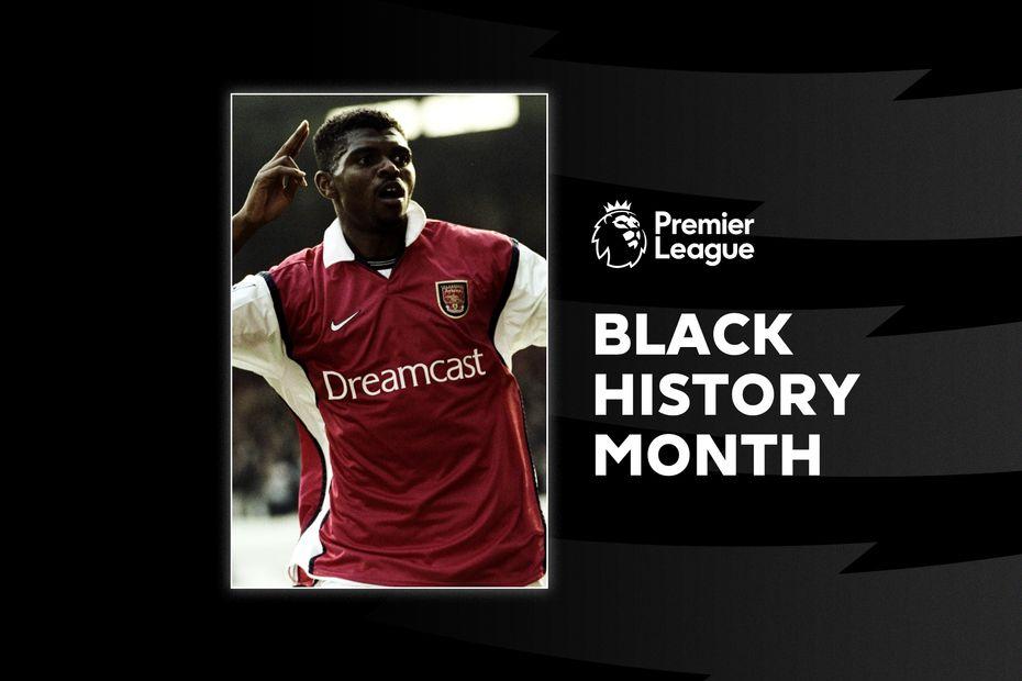 Black History Month - Nwankwo Kanu