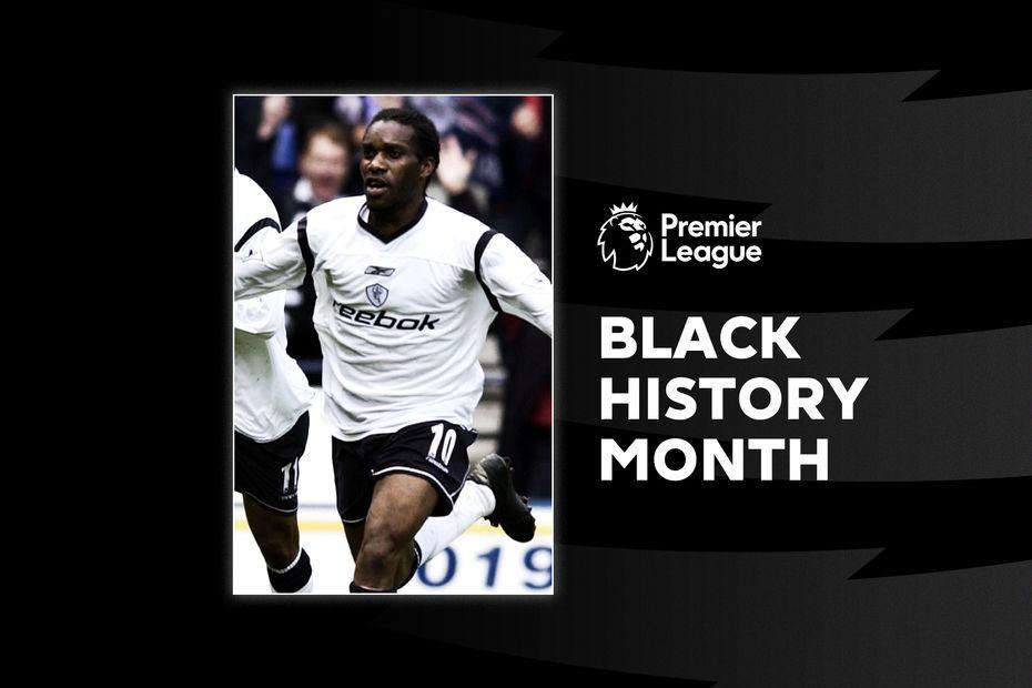 Black History Month - Jay Jay Okocha