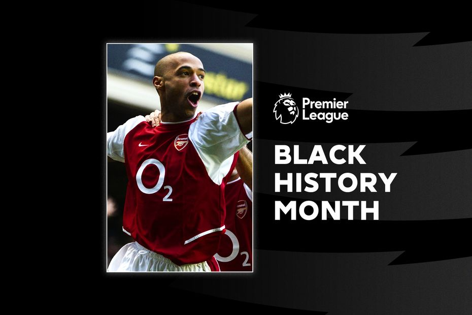 Black History Month - Thierry Henry