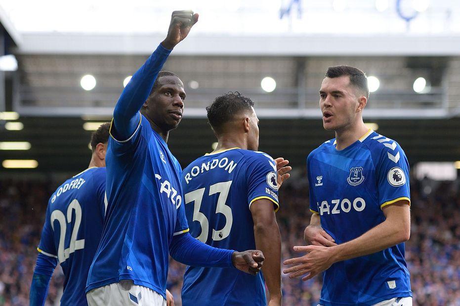 Everton cele
