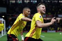 On this day - 14 Oct 2017: Watford 2-1 Arsenal